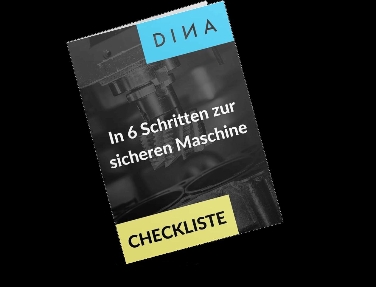 Checkliste Schritte zur sicheren Maschine